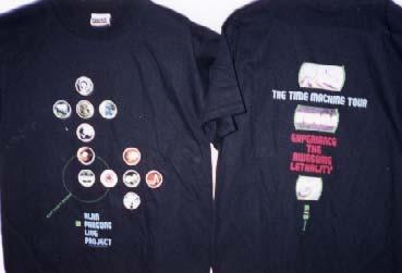 1999 Tour T-Shirt Photo
