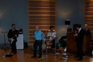 David Barrett Trio Live