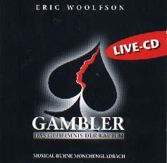 "Eric Woolfson ""Gambler"" cast album"