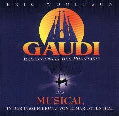 """Eric Woolfson """"Gaudi"""" cast album"""