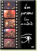 "AP ""Live in Madrid"" DVD"