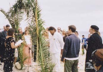 Alan Parsons Wedding
